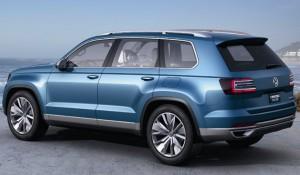 Volkswagen CrossBlue - czy nowy SUV Skody będzie jego kopią, z uboższym wyposażeniem i innym znaczkiem na masce?