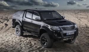 Toyota Hilux Adventure - materiały prasowe