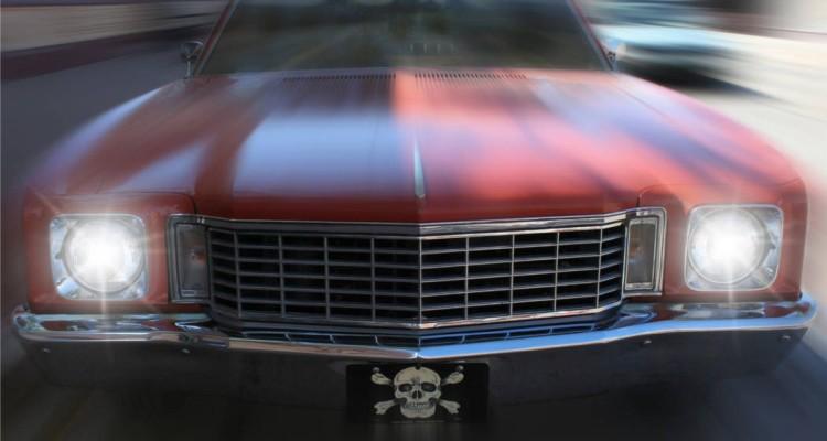 pirate car