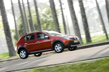 portal motoryzacyjny, artykuły o samochodach, Dacia sandero