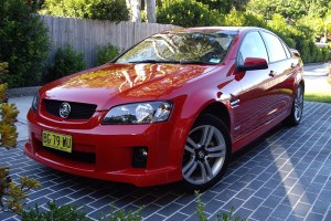 Holden Commodore VE - Autor OSX