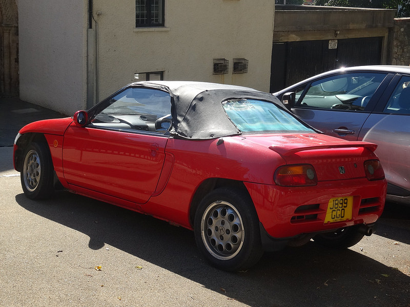 Honda Beat z 1992 roku