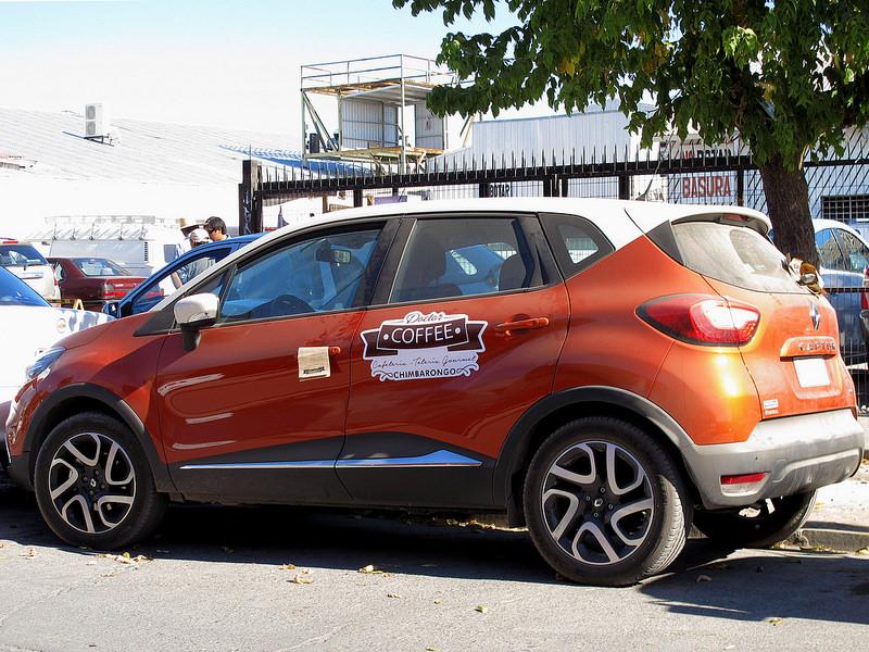 Renault Captur z silnikiem wysokoprężnym 1.5 dCi