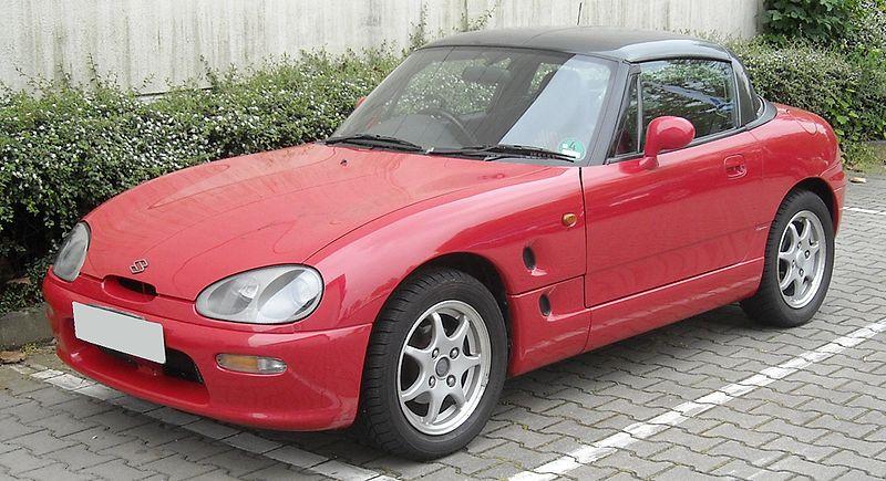 Suzuki Cappucino