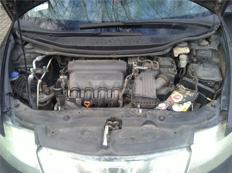 Honda Civic VIII - Silnik I-DSI 83KM