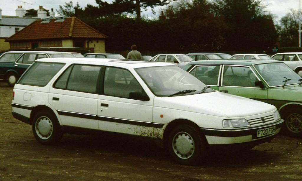 Francuski Peugeot 3405 Break - Autor Charles01