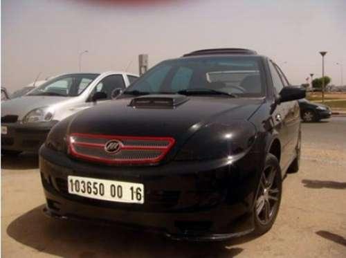 LIFAN 520 Tuning - Auto z Algierii. Źródło: chivethethrottle.files.wordpress.com