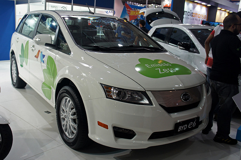 BYD E6  Photo credit: mariordo59 via Foter.com / CC BY-SA