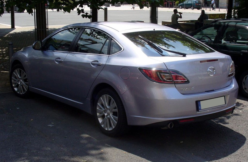 MAZDA 6 II GH By Thomas doerfer - Own work, CC BY-SA 3.0, https://commons.wikimedia.org/w/index.php?curid=4245373