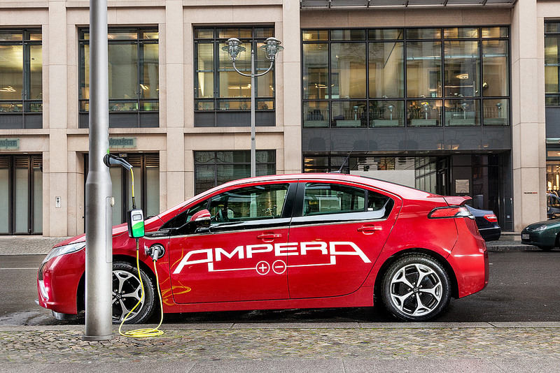 Opel Ampera  Photo credit: opelblog via Foter.com / CC BY-NC-ND