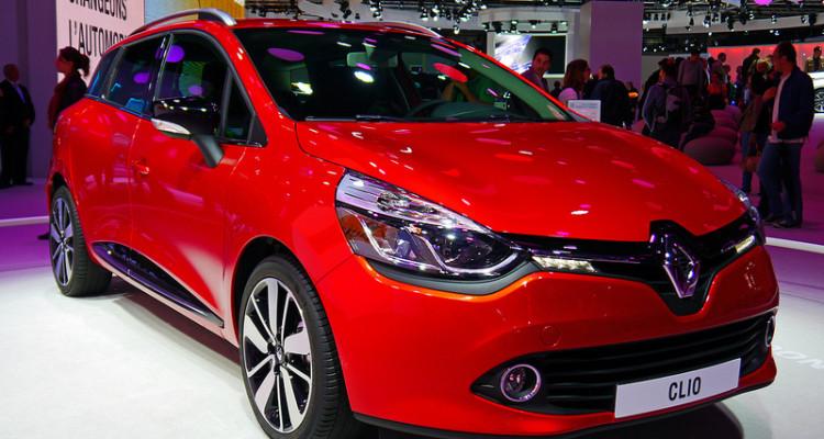 RENAULT CLIO IV GRANDTOUR  Photo credit: Mic V. via Foter.com / CC BY