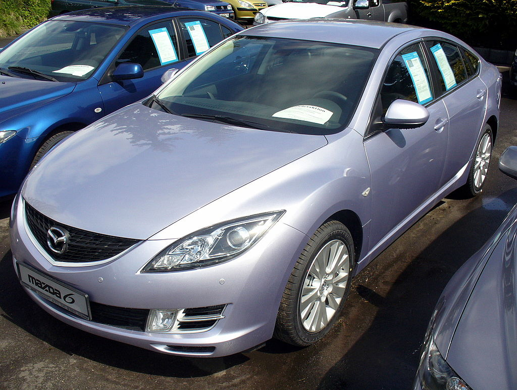 MAZDA 6 II GH By Thomas doerfer - sel-made, CC BY-SA 3.0, httpss://commons.wikimedia.org/w/index.php?curid=3977608