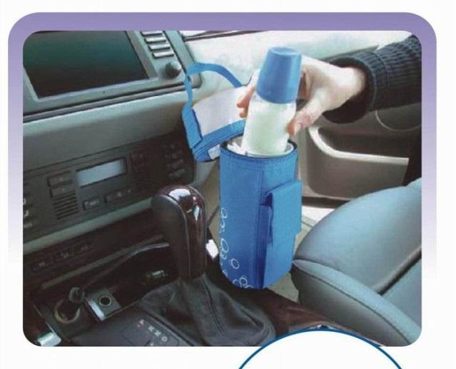 Samochodowy podgrzewacz do butelek