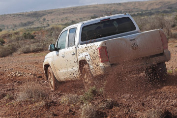 VW AMAROK  Źródło: Photo credit: The National Roads and Motorists' Association via Foter.com / CC BY