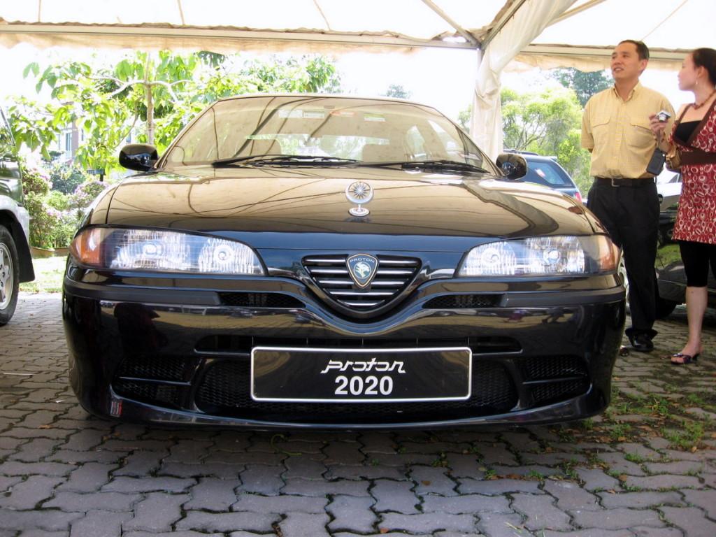 PROTON  PERDANA EXECUTIVE  Photo credit: CLF via Foter.com / CC BY-NC-ND