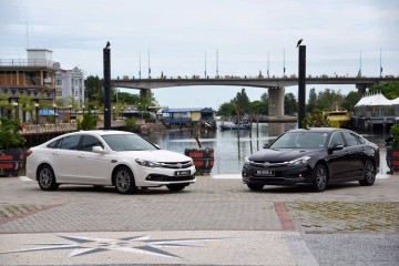 PROTON PERDANA ii - ŹRODŁO:  PROTON CARS / FACEBOOK