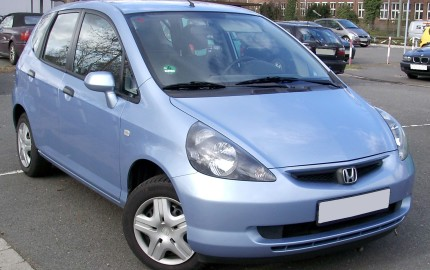 Honda JAZZ By Rudolf Stricker - Praca własna, CC BY-SA 3.0, https://commons.wikimedia.org/w/index.php?curid=3822893