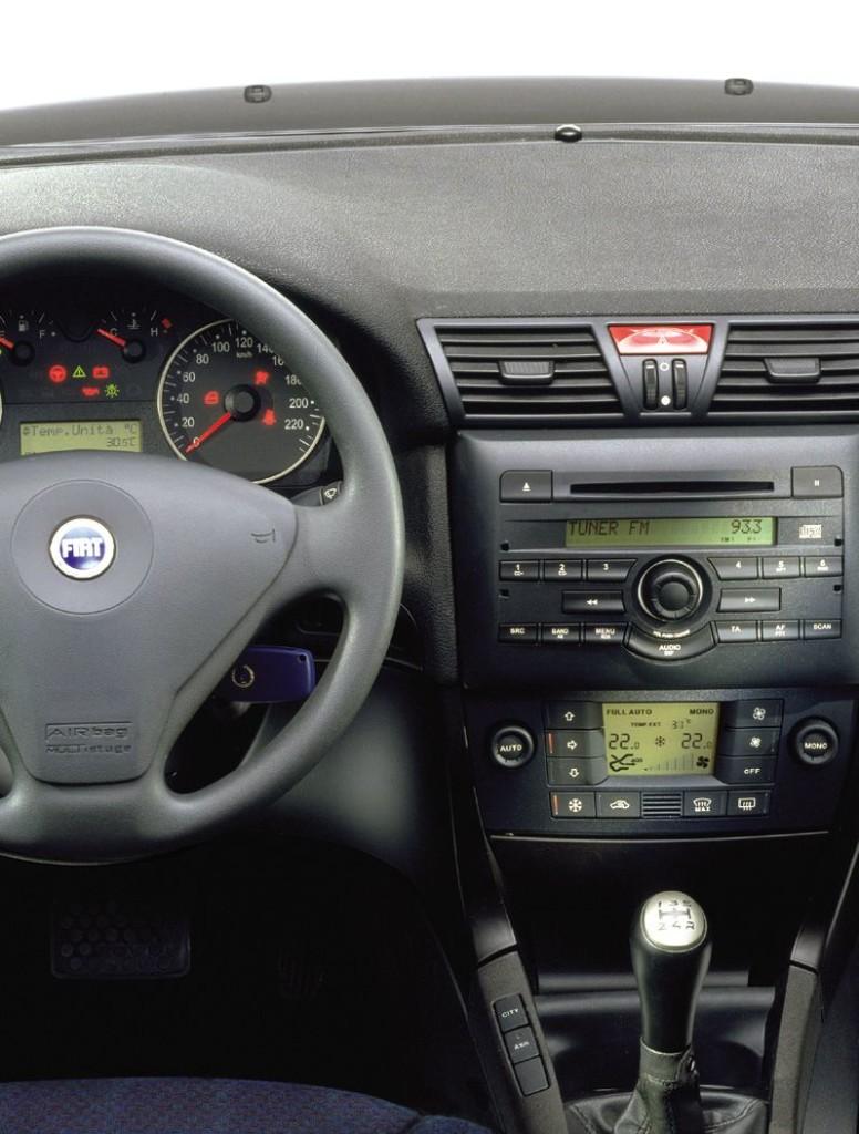 Fiat Stilo Uproad I Materiały prasowe Fiat I www.motorewia.pl