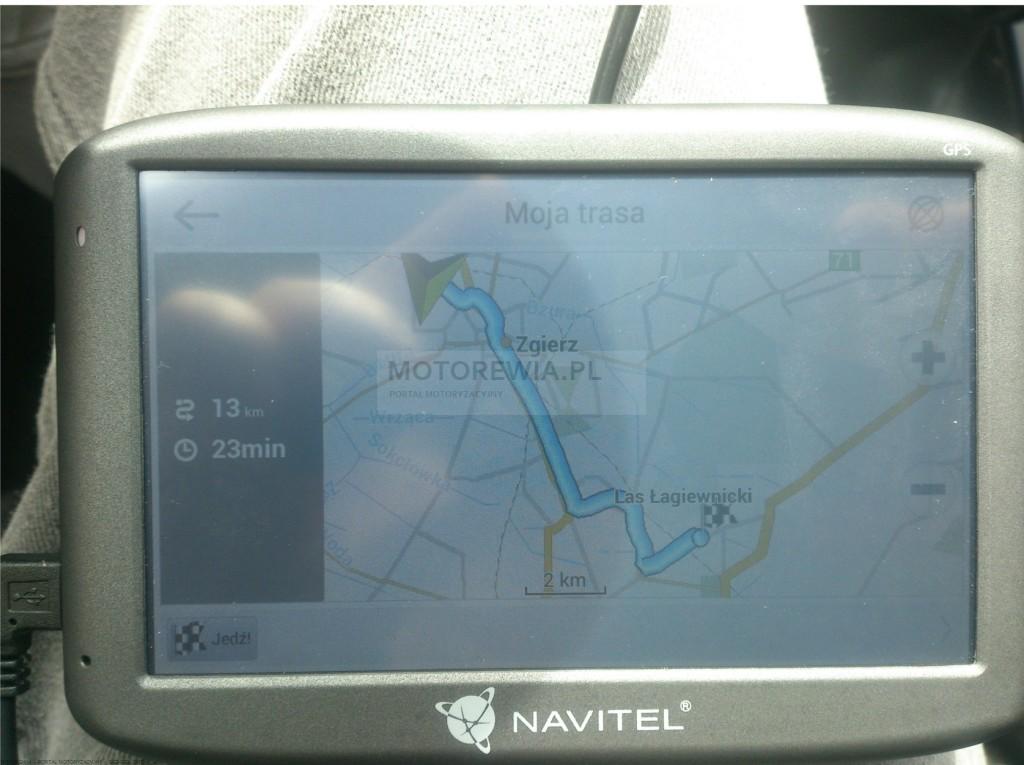 Nawigacja samochodowa NAVITEL F-150 I Motorewia.pl