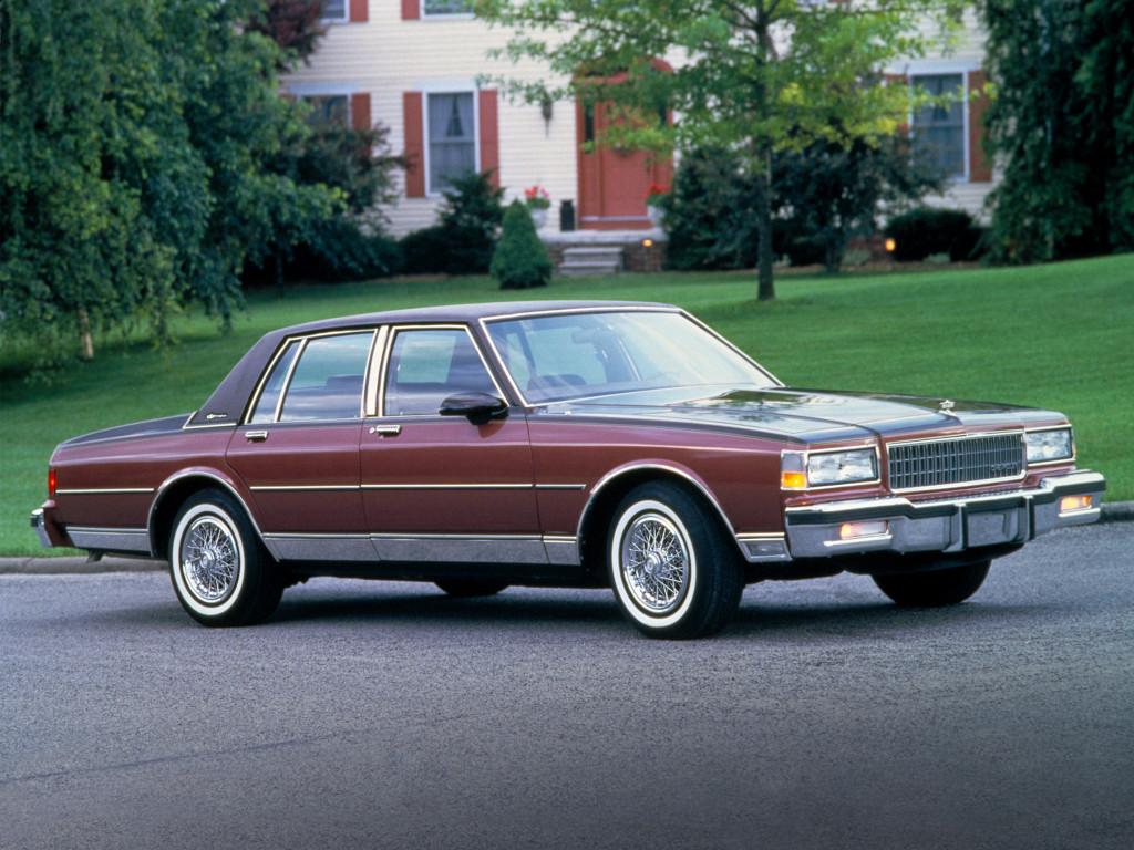 Chevrolet Caprice - Motorewia.pl Źródło: Starmoz.com