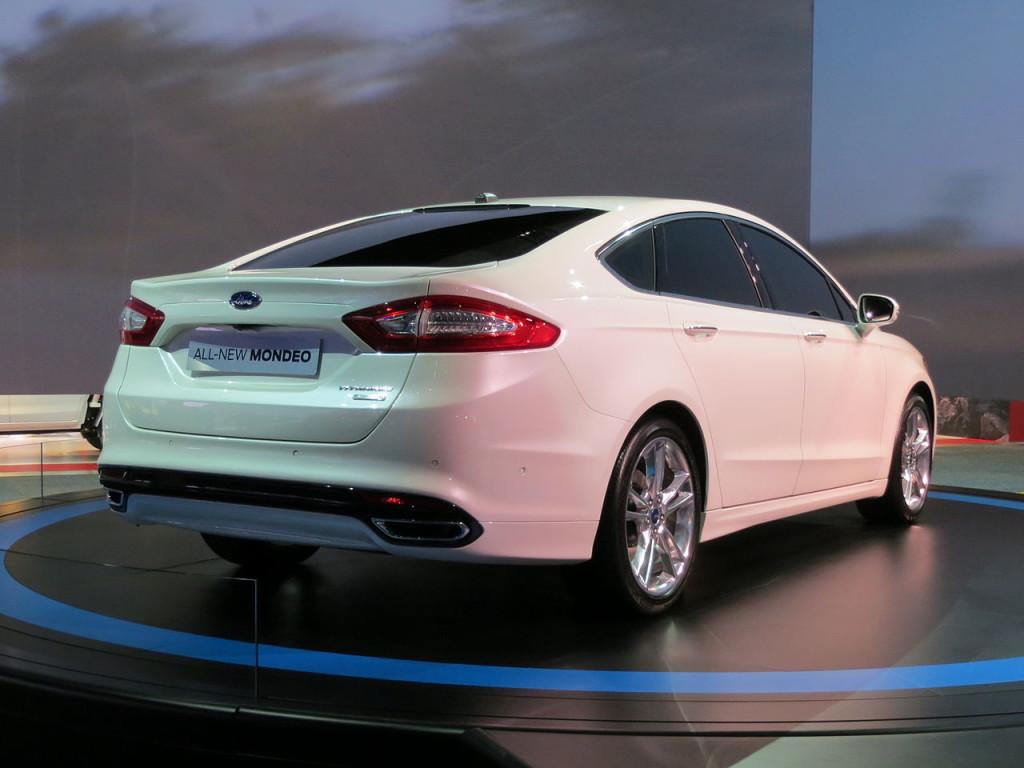 Ford Mondeo v I Motorewia.pl I Materiały prasowe