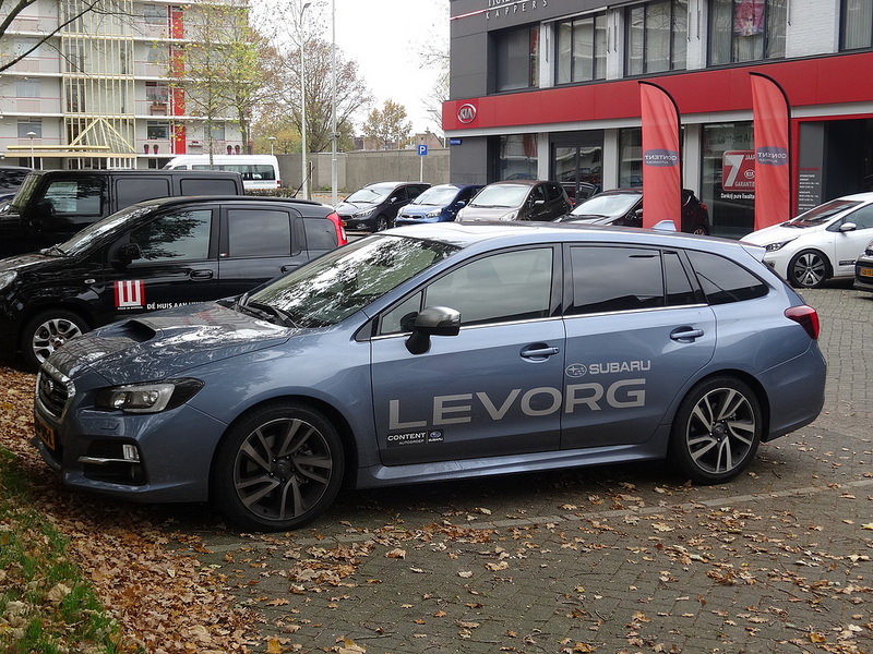 Subaru Levorg I Motorewia.pl  I Źródło: Photo by harry_nl on Foter.com / CC BY-NC-SA