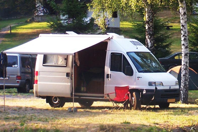 Kamper - VAN I Motorewia.pl