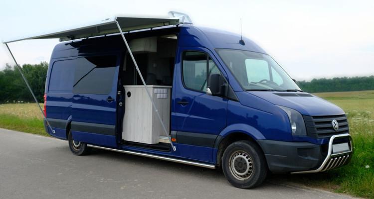 Bus jako kamper I Motorewia.pl