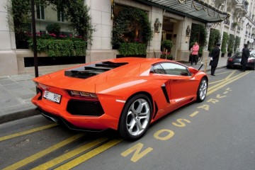 Lamborghini Aventador  I  Motorewia.pl I  Photo by SamismagiC on Foter.com / CC BY-NC-ND