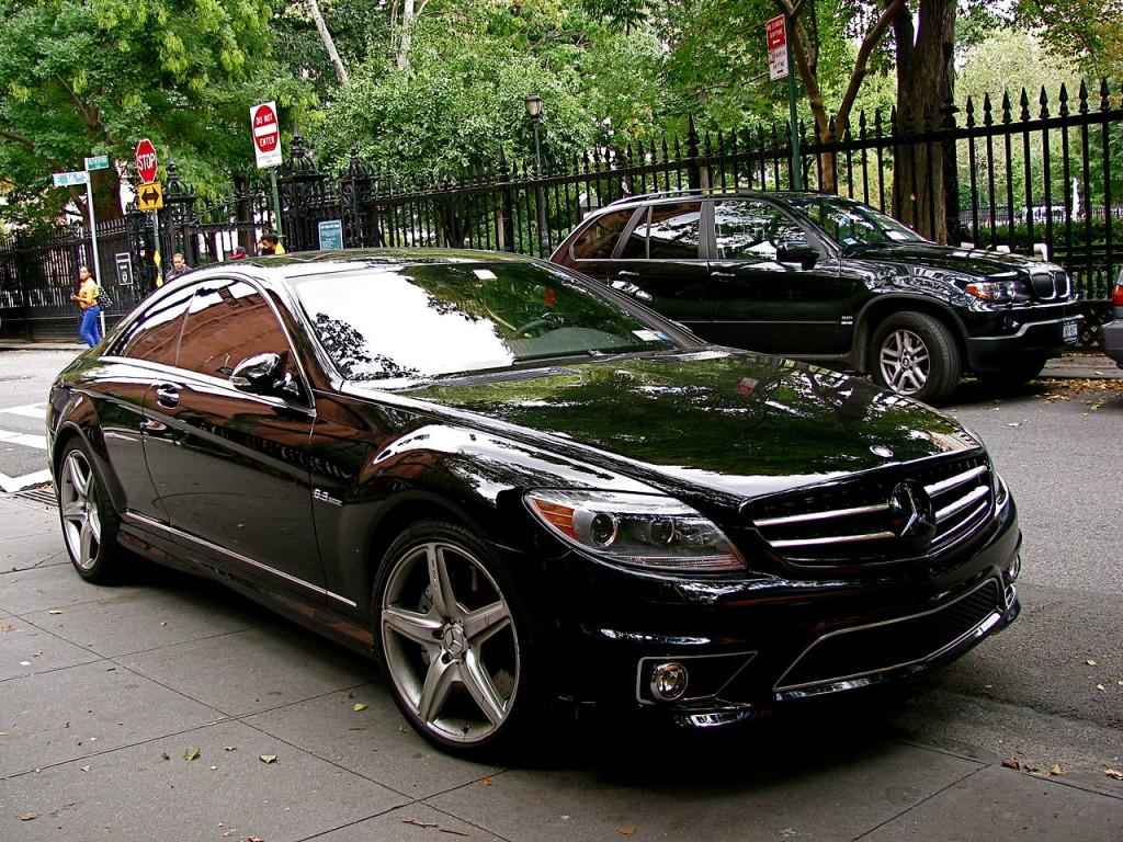 Mercedes Benz C216 I Motorewia.pl I Żródło: By -- -- - CL63, CC BY-SA 2.0, httpss://commons.wikimedia.org/w/index.php?curid=5499677