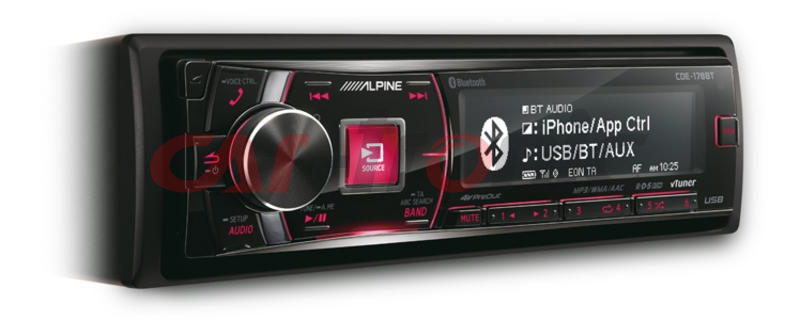 Radio z WIFI i bluetooth I Motorewia.pl I Radio z wifi i bluetooth (foto. car-tronic.pl)