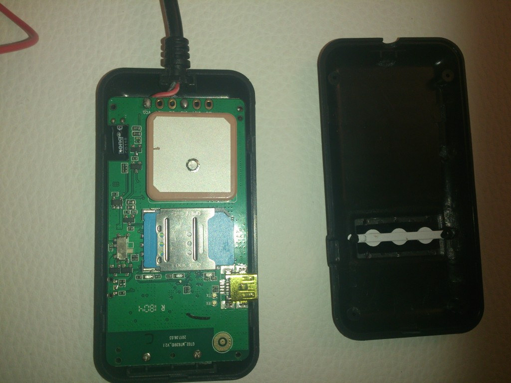 Lokalizator GPS I Motorewia.pl I Zdjęcie własne