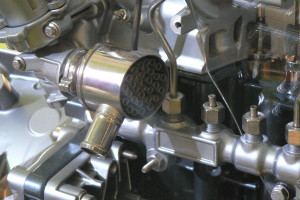 Chłodnica zaworu EGR - EGR Cooler - Motorewia.pl Żródło / Source: By [[user:]] [GFDL (http://www.gnu.org/copyleft/fdl.html) or CC-BY-SA-3.0 (http://creativecommons.org/licenses/by-sa/3.0/)], from Wikimedia Commons