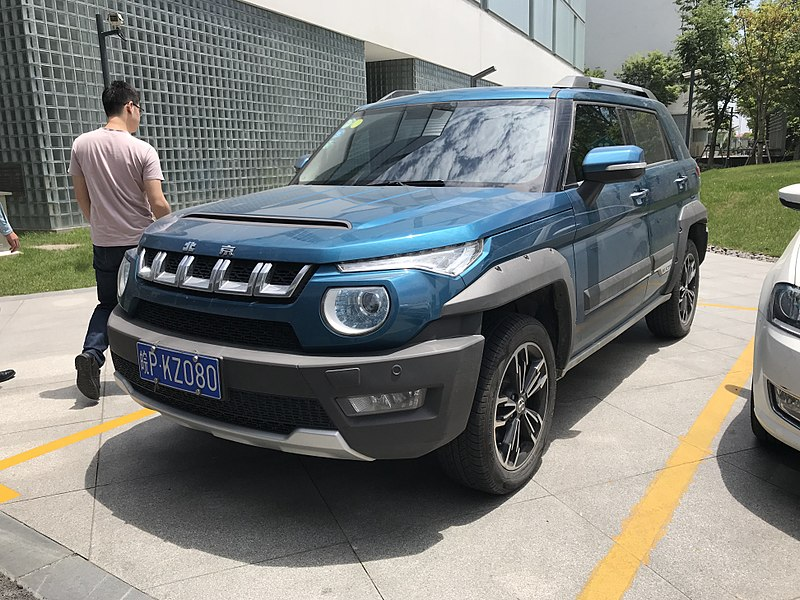 BAIC BJ20 By Jengtingchen [CC BY-SA 4.0  (httpss://creativecommons.org/licenses/by-sa/4.0)], from Wikimedia Commons