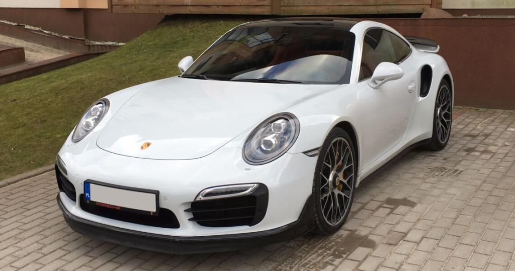 Porsche 911 - Źródło Car4VIP