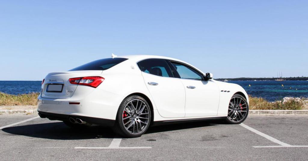 Maserati Ghibli – Źródło Car4VIP