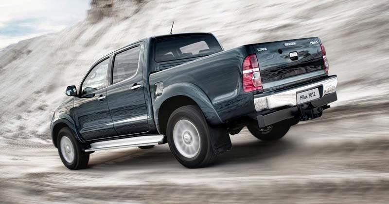 Toyota Hilux  – Źródło Car4VIP