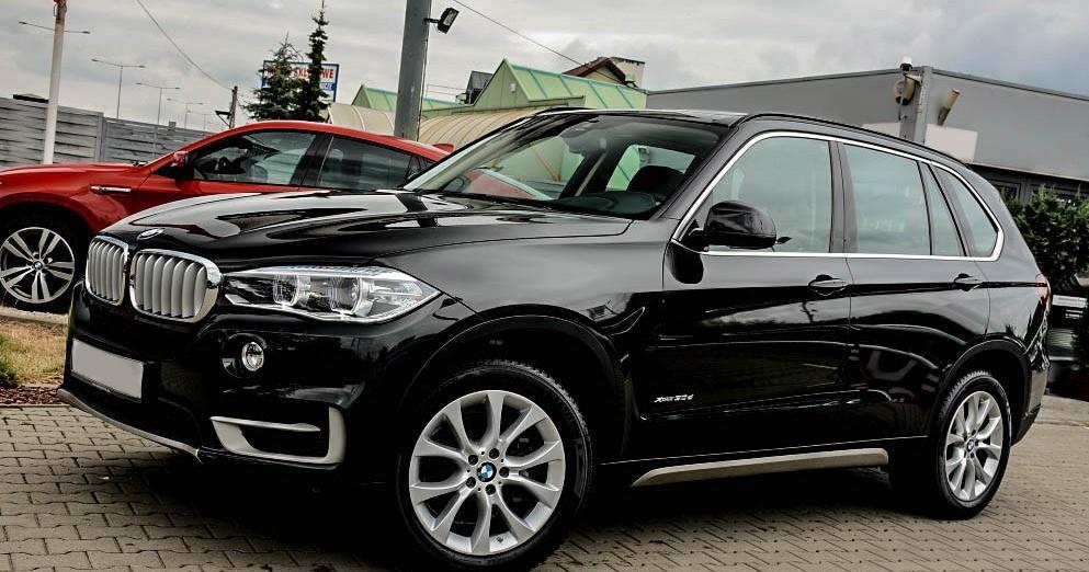 BMW X5 – Źródło Car4VIP