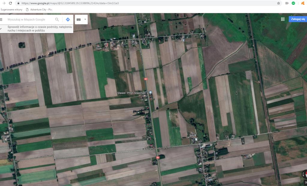 Źródło Google Maps