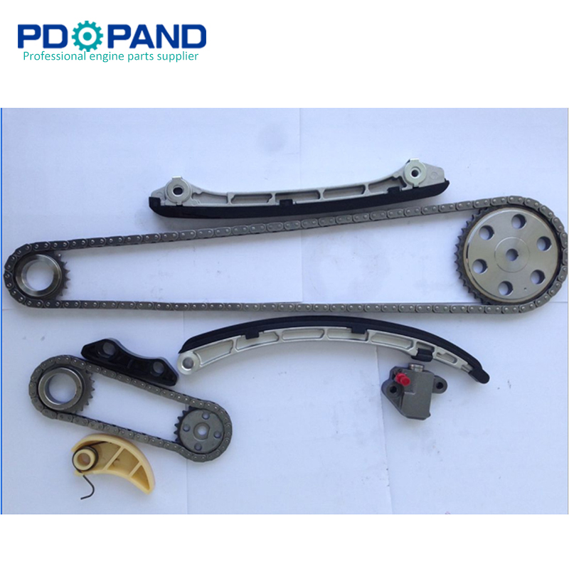 Łańcuch rozrządu, stosowany w silniku Mazdy o pojemności 2,3 litra.