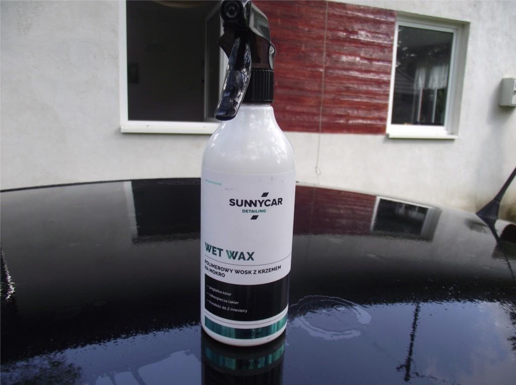 Sunnycar Wet Wax - Motorewia.pl