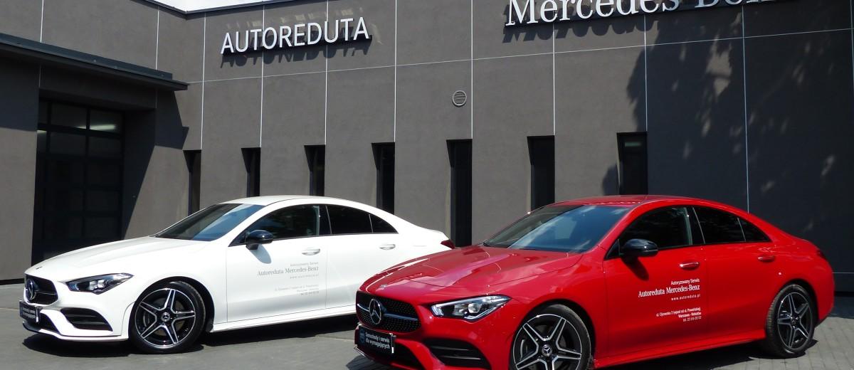 Mercedes Auto Reduta Warszawa