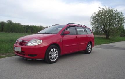 Toyota Corolla E12 - Motorewia.pl