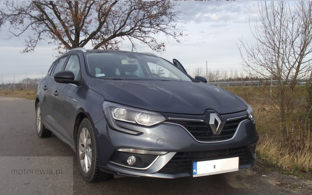 Renault Megane IV Grandtour – test. https:/www.motorewia.pl Autor: Michał Lisiak