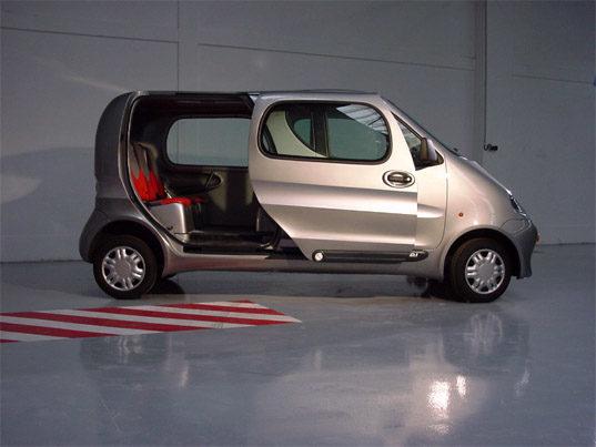 Tata Compressed Air Car