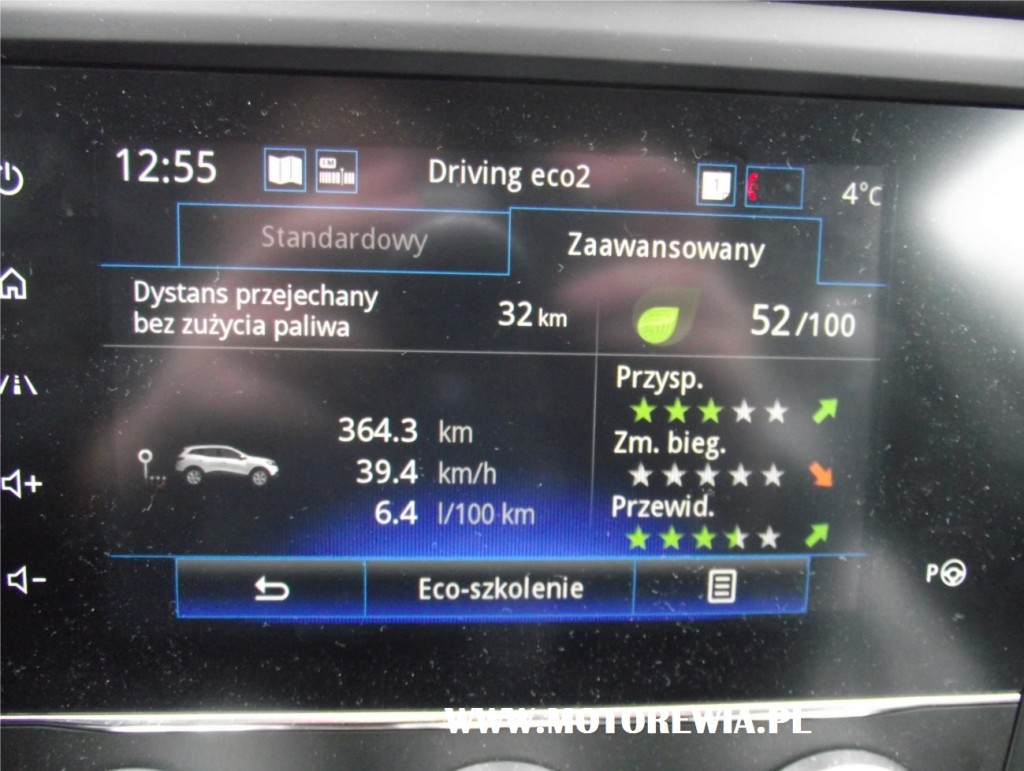 Test Renault Kadjar 1.3TCe 140KM  https://www.motorewia.pl autor: Michał Lisiak