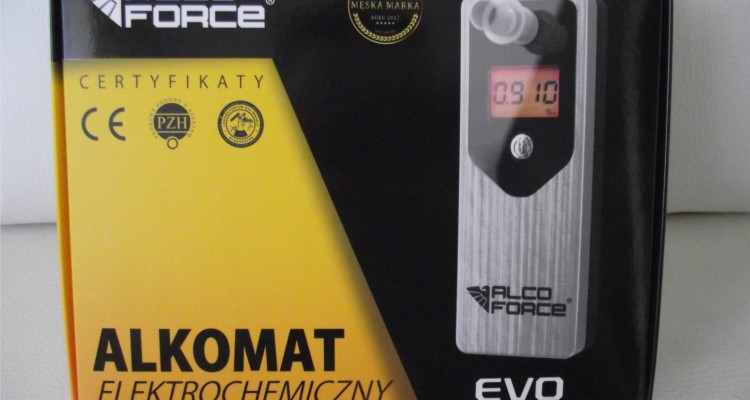 Alkomat Evo, test alkomatu evo, tani alkomat, dobry alkomat https://www.motorewia.pl