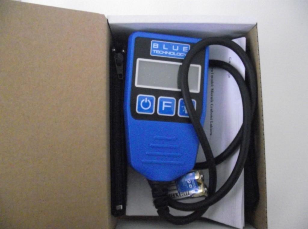Miernik grubości lakieru Blue Technology http://www.motorewia.pl