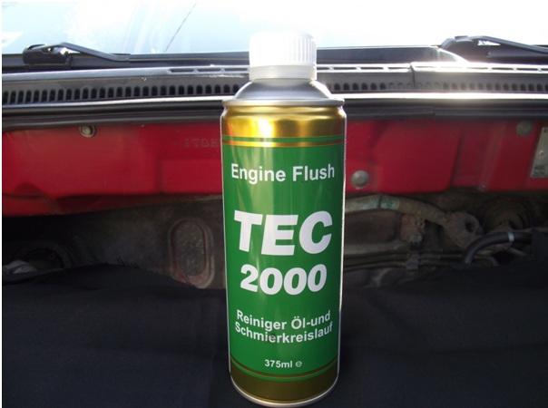 Płukanka do silnika Tec 2000 http://www.motorewia.pl Michał Lisiak