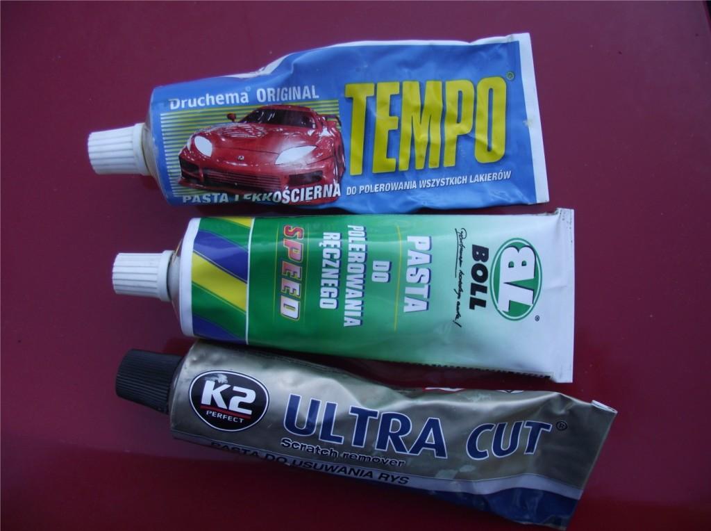 Samodzielnie polerowanie lakieru - jak dobrać pastę do polerowania? https://www.motorewia.pl Michał Lisiak